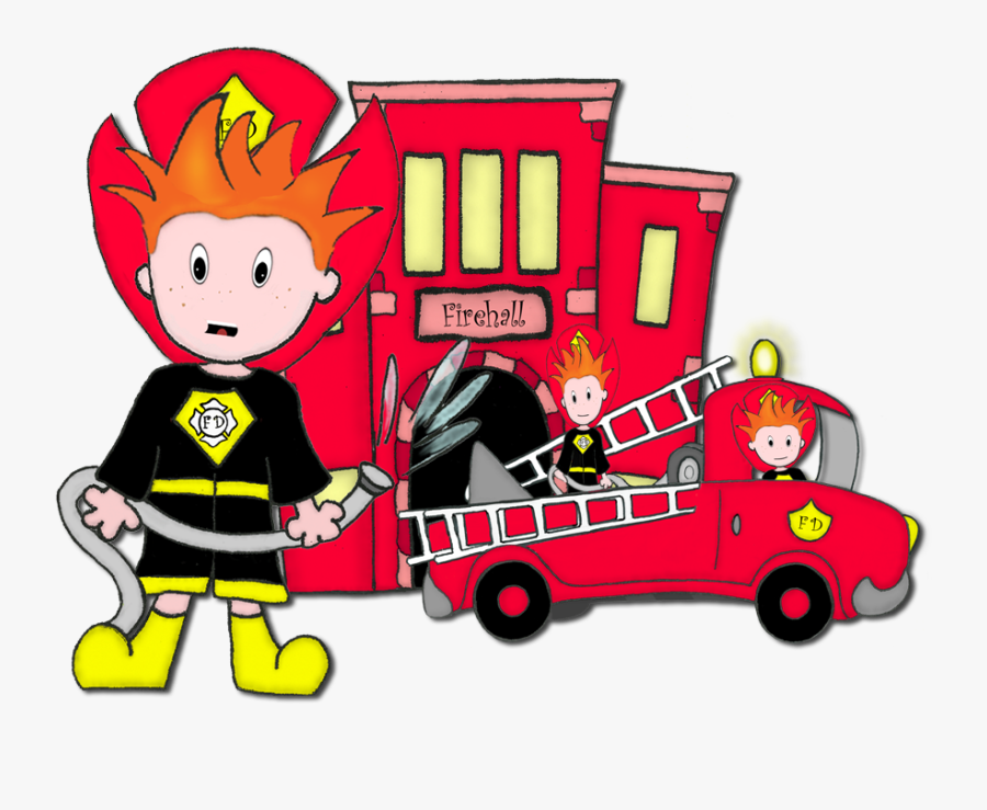 Click On A Community Helper Below To Learn More About - Cartoon, Transparent Clipart