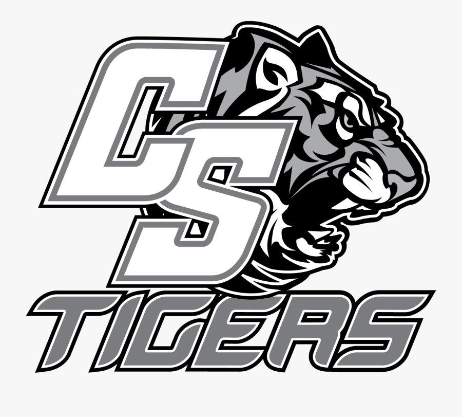 Chattanooga Columbia Tigers Others Community Auburn - Chattanooga State Community College Mascot, Transparent Clipart