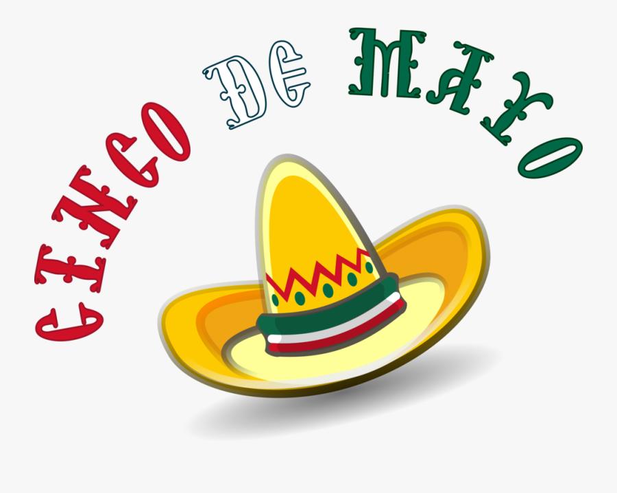 Clip Art Free Clip Art Cinco De Mayo - Cinco De Mayo .png, Transparent Clipart