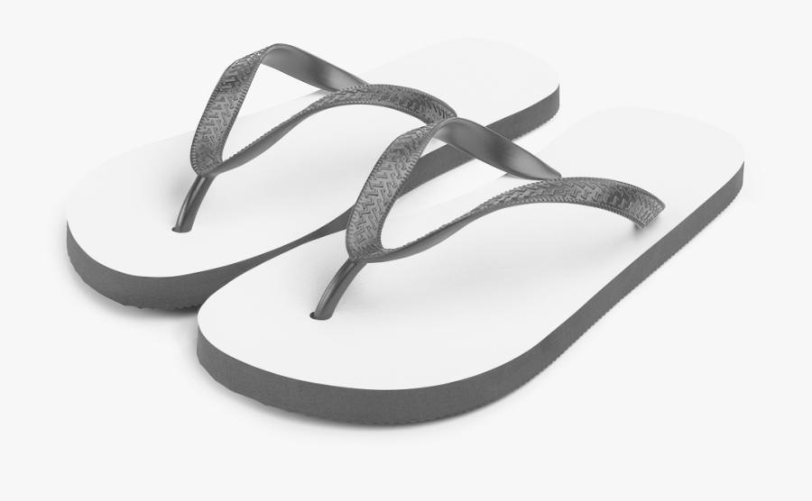 Transparent Flip Flops Clipart - Flip-flops, Transparent Clipart