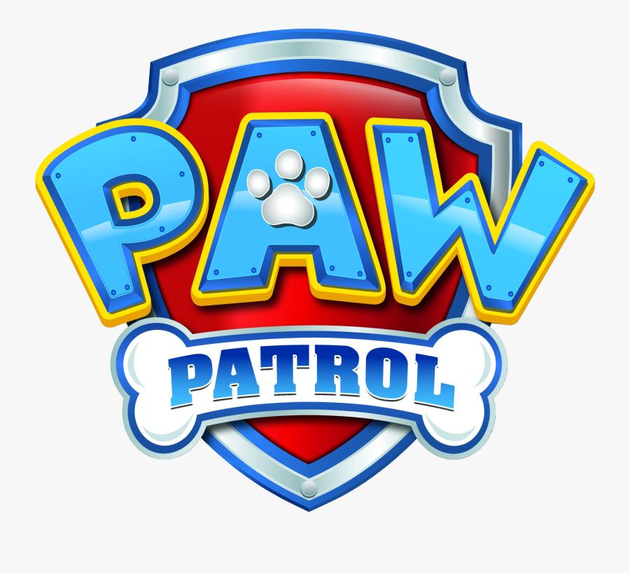 Download Logo Full Size - Paw Patrol Logo Clipart , Free ...