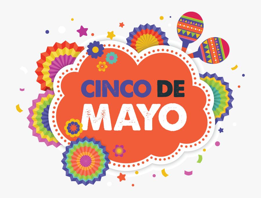 Clip Art Unconventional Ways To - Cinco De Mayo 2019, Transparent Clipart