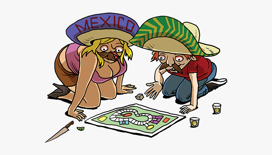 "Introducing ""drinco De Gringo"" - Gringo Cinco De Mayo, Transparent Clipart"