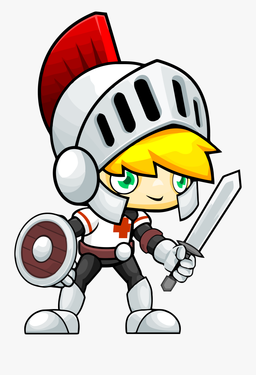 Golden Haired Kid Big - 2d Sprite Character Png, Transparent Clipart