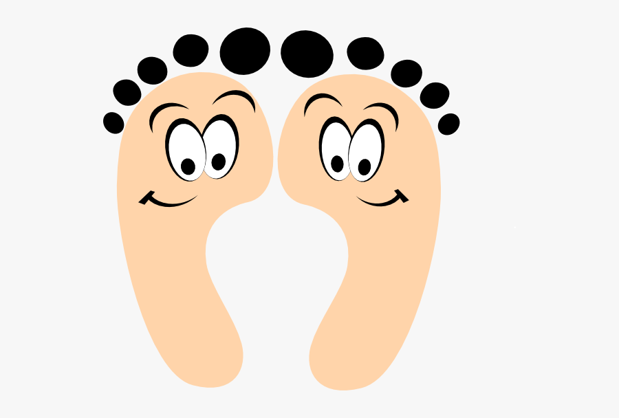 Rooster Feet Clipart - Funny Feet Clipart, Transparent Clipart