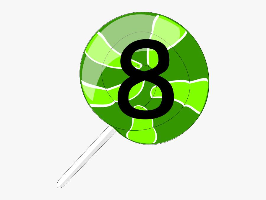 Clip Art At Clker - Lollipop Clip Art, Transparent Clipart