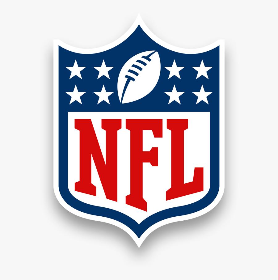 Nfl Auction - National Football League Logo Png, Transparent Clipart