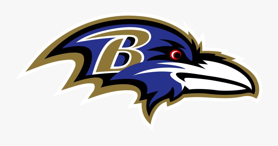 Baltimore Ravens Logo Clipart - Baltimore Ravens Nfl Logo, Transparent Clipart