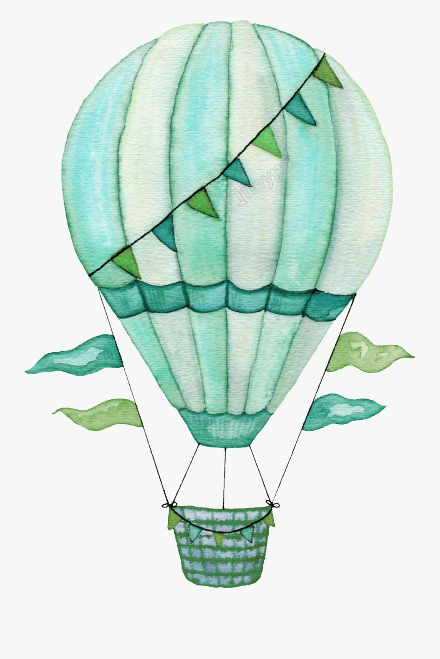 Air Balloon Png Clipart - Hot Air Balloon Clipart Png, Transparent Clipart