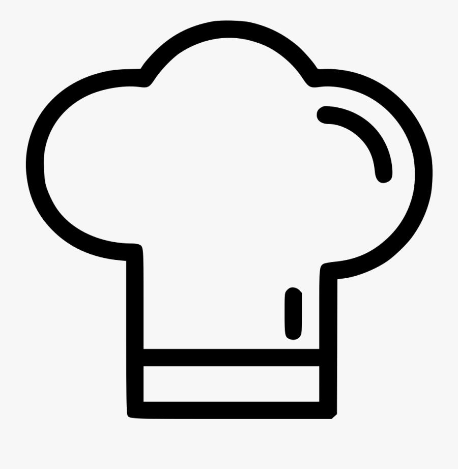 Transparent Chef Hat Clipart Png - Chef Hat Cartoon Png, Transparent Clipart