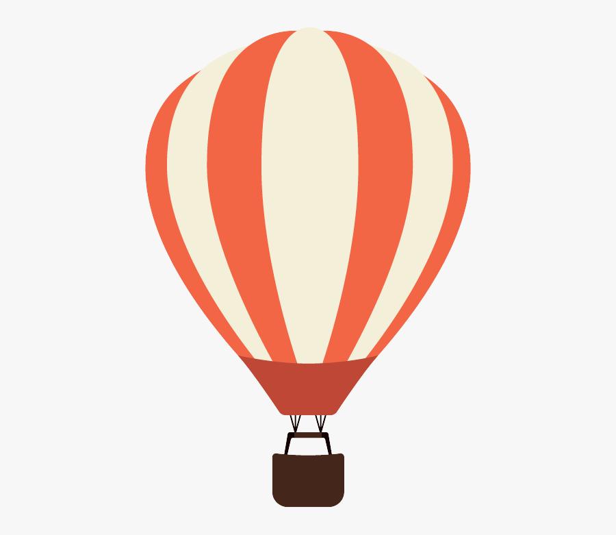 Air Balloon Png - Cartoon Transparent Background Hot Air Balloon Png, Transparent Clipart
