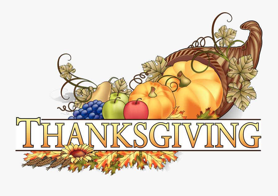 Images For Cornucopia Png - Clip Art Thanksgiving Cornucopia, Transparent Clipart