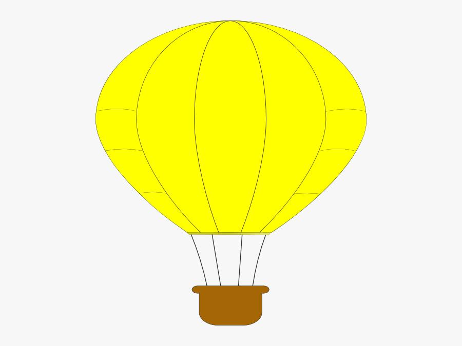 Hot Air Balloon, Transparent Clipart