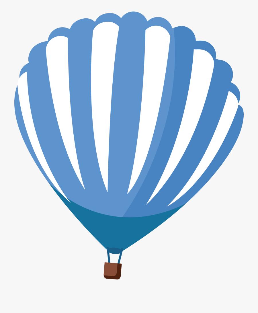 Transparent Hot Air Balloon Clipart Png - Hot Air Balloon, Transparent Clipart