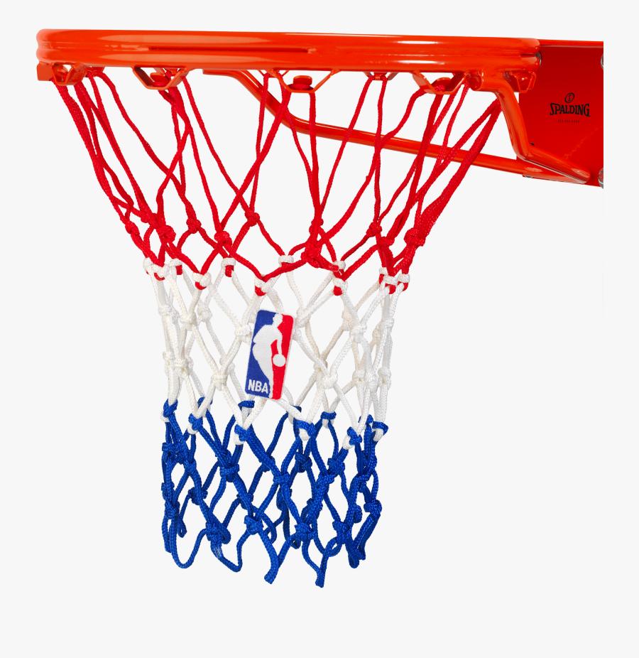 Spalding Heavy Duty Basketball Net, Transparent Clipart