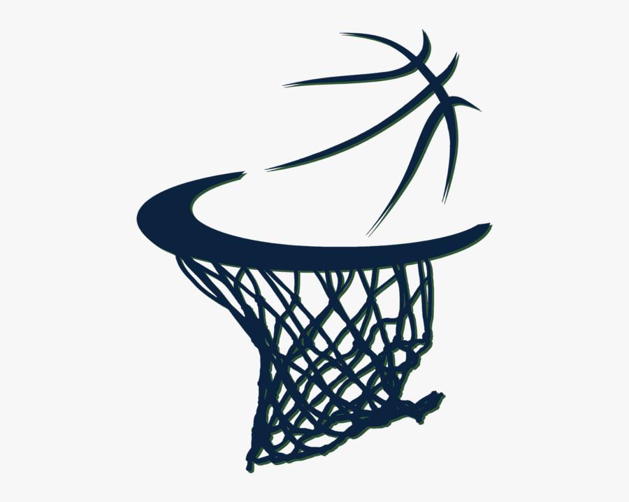 Vector Basketball Net Png, Transparent Clipart