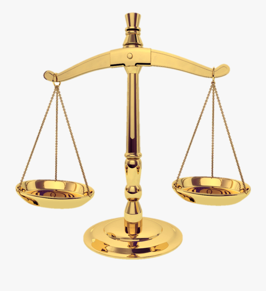 Lawyer Va Attorney At Law Scale Of Justice Lady Symbol - Legal Scales, Transparent Clipart