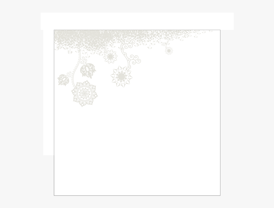 Wedding Invite Svg Vector File, Vector Clip Art Svg - Paper, Transparent Clipart