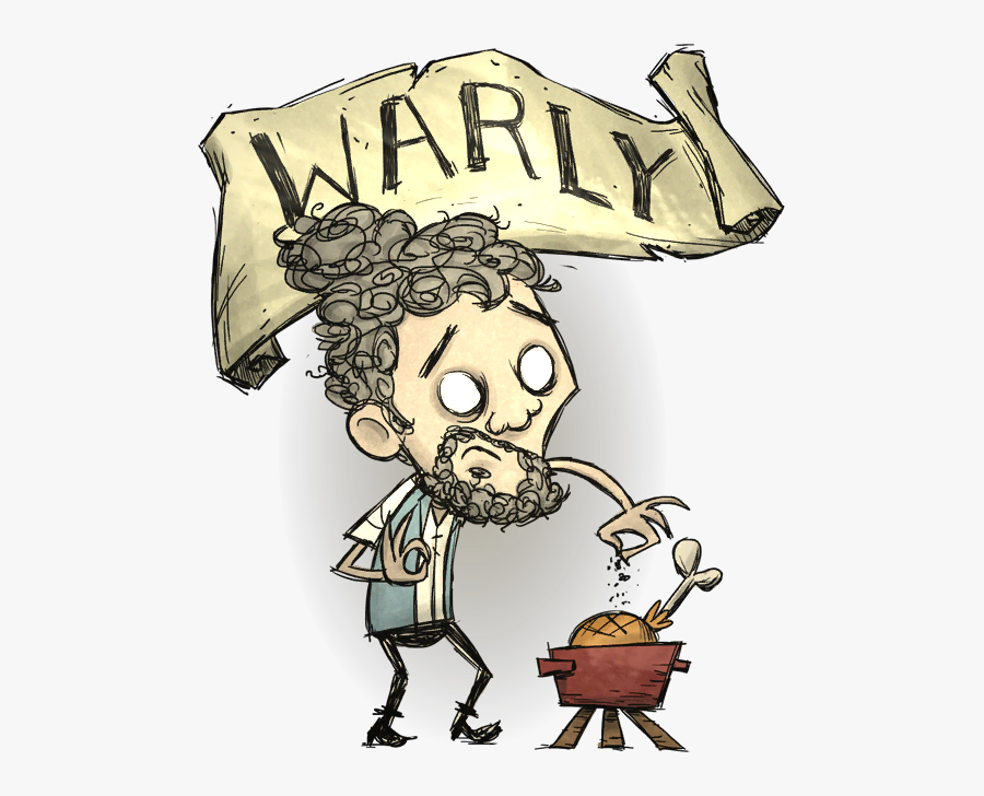 Warly - Don T Starve Together Warly, Transparent Clipart