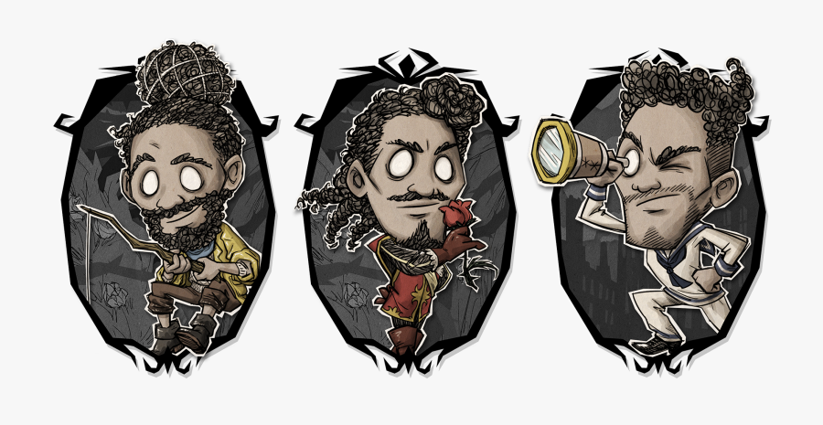 Warly Don T Starve Together, Transparent Clipart