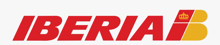Iberia Airlines Logo Png, Transparent Clipart