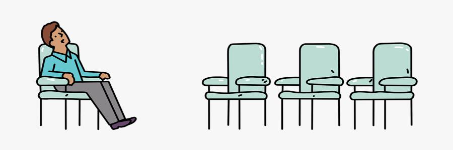 Maple Online Doctors Virtual - Chair, Transparent Clipart
