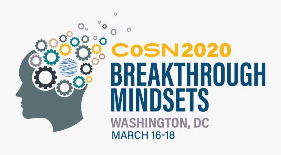 Logo Cosn Annual Conference - Graphic Design, Transparent Clipart