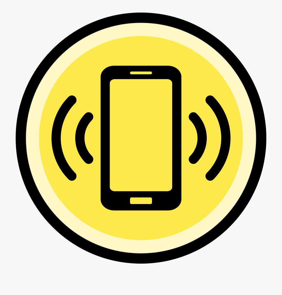Clip Art Options Clipart - Vibration Button, Transparent Clipart