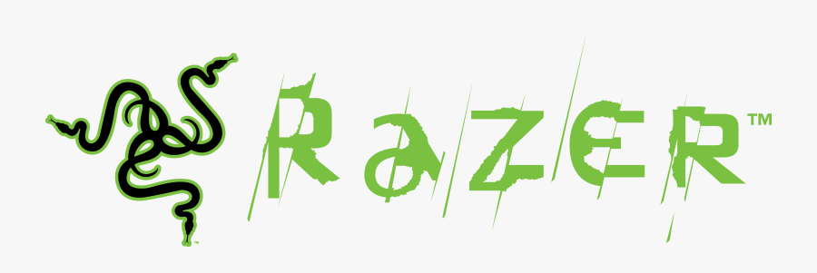 Clip Art Razor Background - Razer Logo No Background, Transparent Clipart