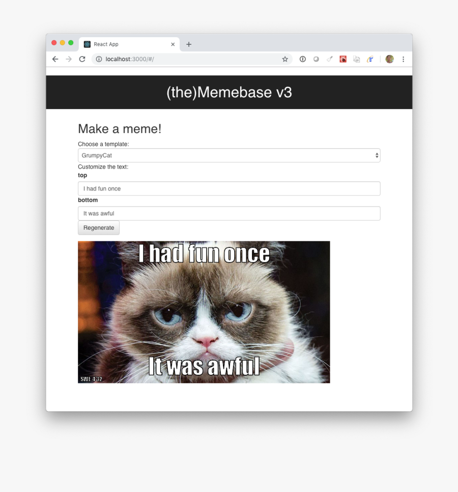 Transparent Cat Meme Png - Grumpy Cat, Transparent Clipart