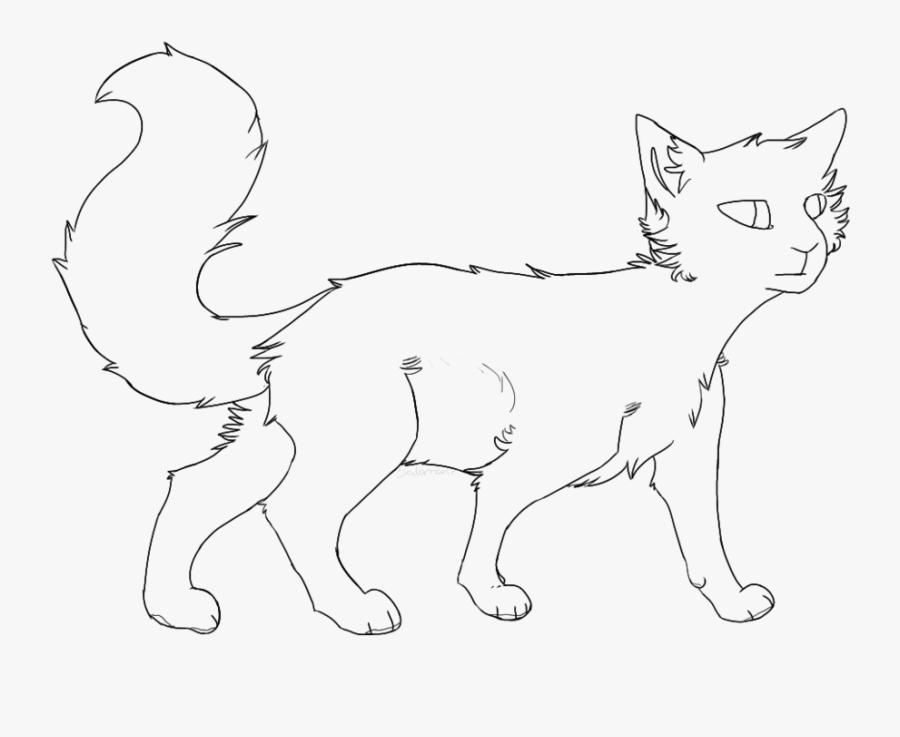 Angry Cat Transparent Stock - Angry Cat Drawing, Transparent Clipart