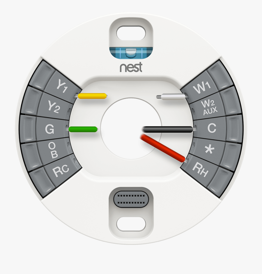 Clip Art Nest Wiring Diagram Data