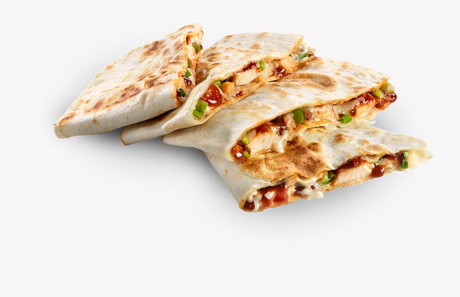 Classic Quesadilla California Tortilla - California Tortilla Chicken Quesadilla, Transparent Clipart