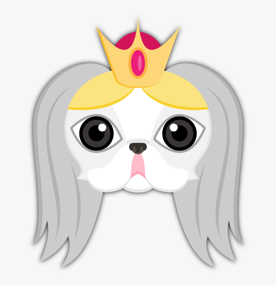 Art,small To Medium-sized - Japanese Chin, Transparent Clipart