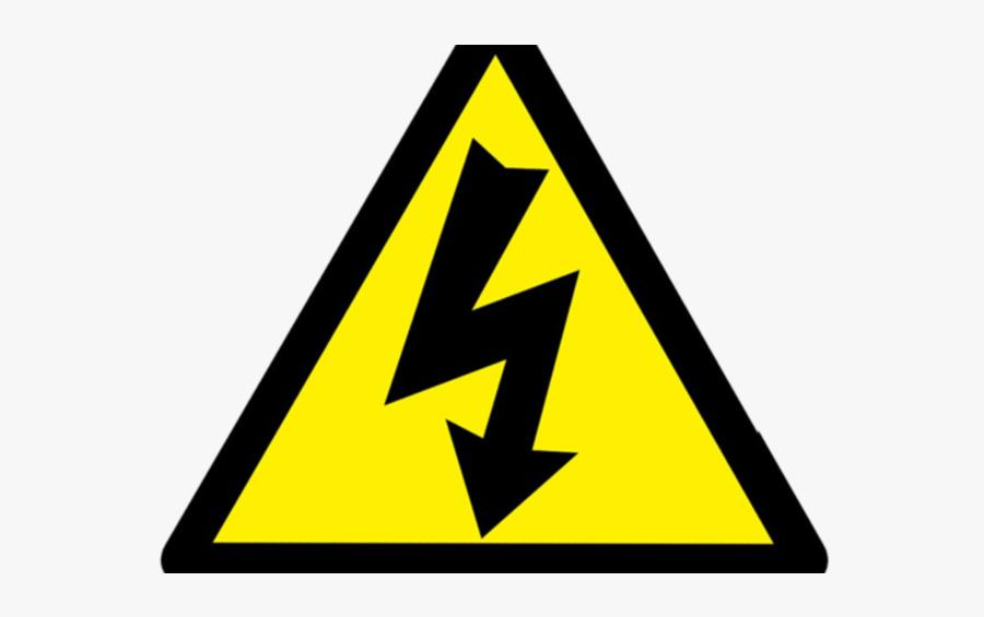 Outage Tag Inforum Update - Hazchem Symbol For Electrical Danger, Transparent Clipart