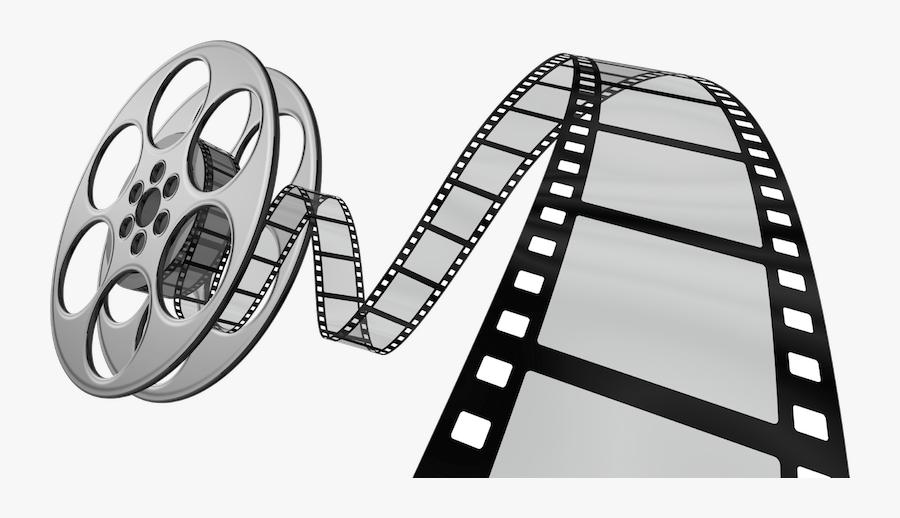 Transparent Old Film Png - Movie Film, Transparent Clipart
