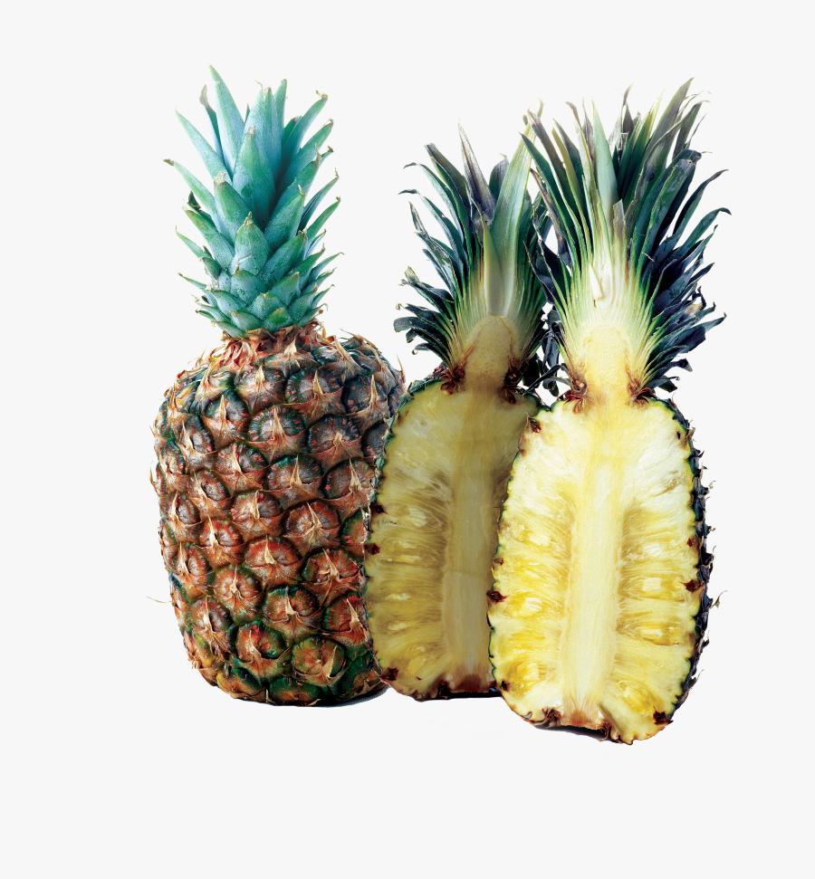 Transparent Pineapples Clipart - Psd, Transparent Clipart