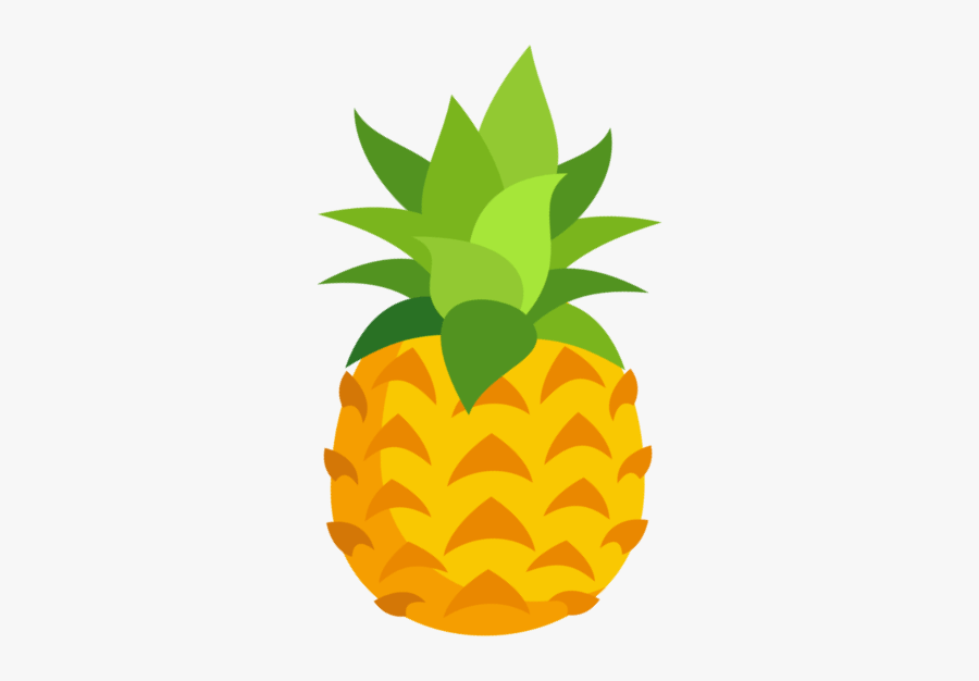 Clipart Leaf Pineapple - Pineapple Pin Art Png, Transparent Clipart