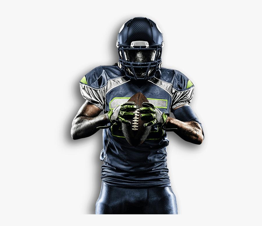 Transparent Cam Newton Clipart - Nfl Football Player Png, Transparent Clipart