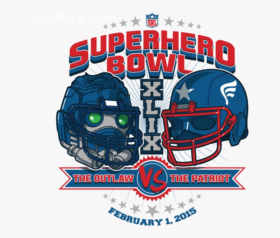 America England Star-lord Bowl Pratt Patriots Seahawks - Patriot Vs Captain America, Transparent Clipart
