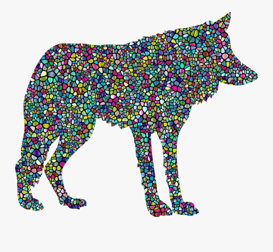 Transparent Big Bad Wolf Clipart - Computer Drawings Of Dogs, Transparent Clipart
