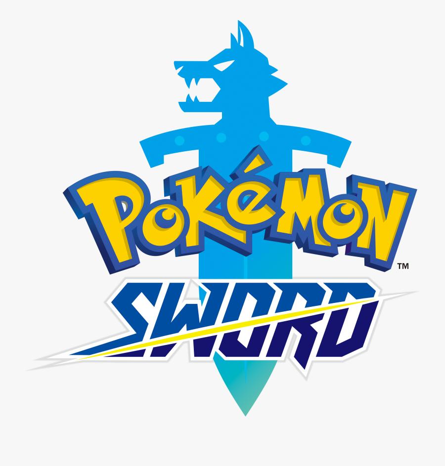 Pokémon Sword & Shield - Pokemon Sword And Shield Logo Png, Transparent Clipart