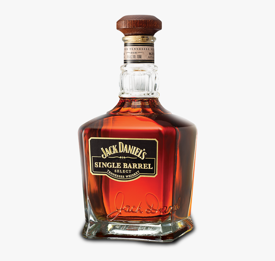 Tennessee Whiskey Png - Jack Daniel's Whiskey Single Barrel, Transparent Clipart