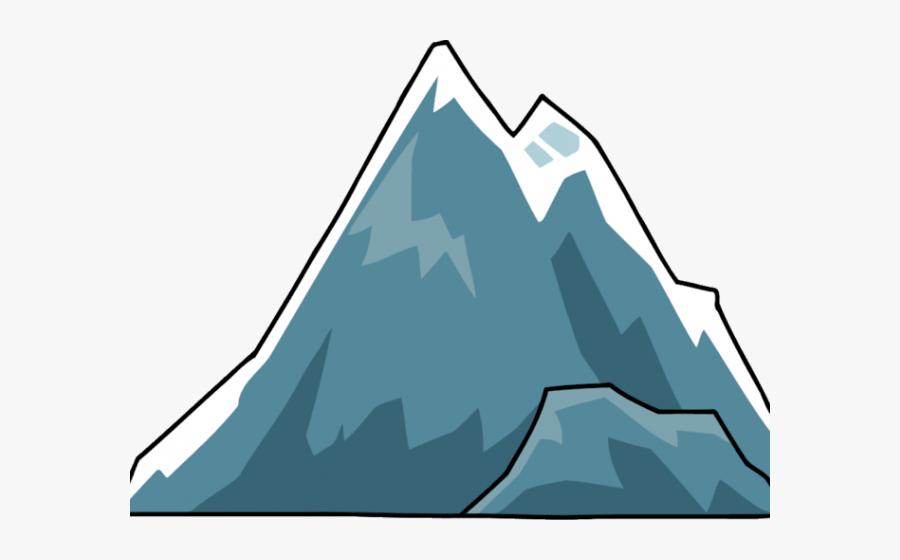 Transparent Climb Mountain Clipart - Transparent Background Mountain Icon, Transparent Clipart