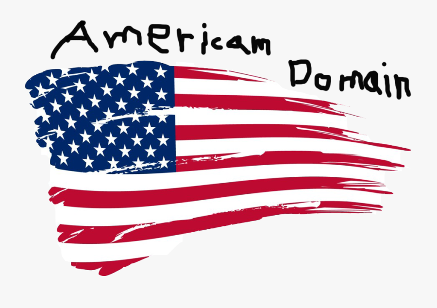 United States Clipart America Wallpaper - 4th Of July Flag Png, Transparent Clipart