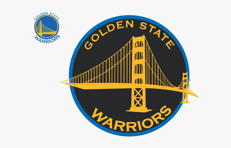 Warriors Png File - Golden State Warriors New, Transparent Clipart