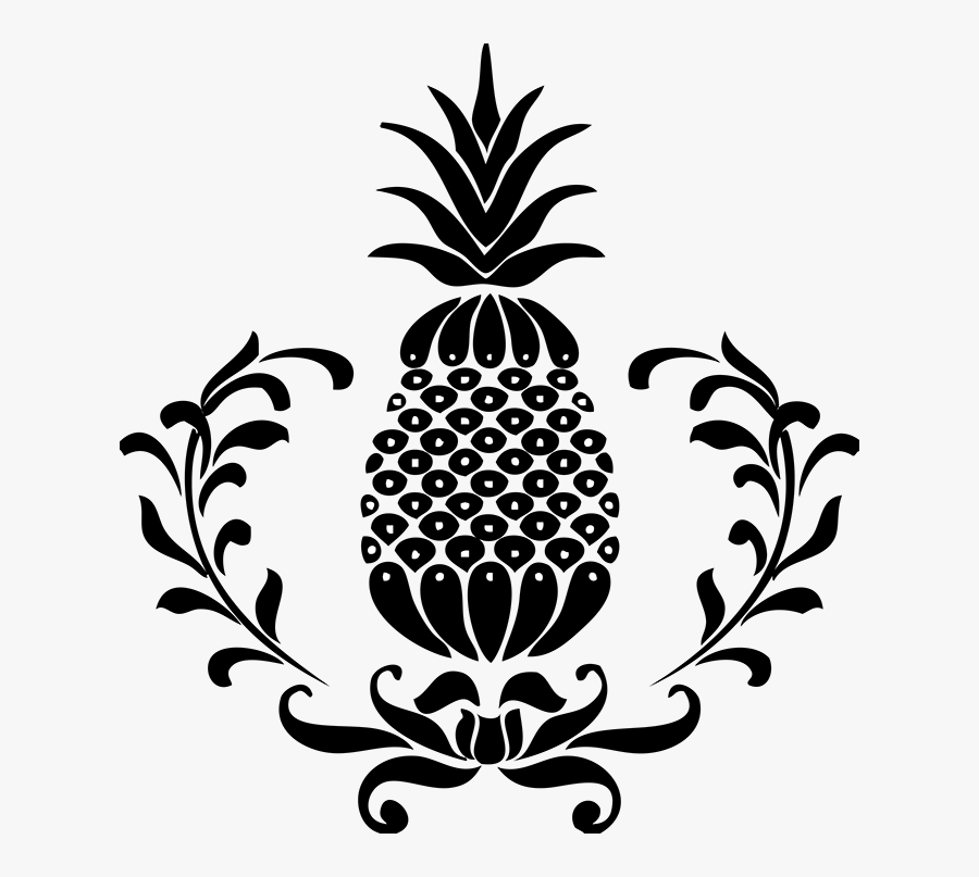 Hospitality Pineapple Logo Rates - Welcome Pineapple, Transparent Clipart
