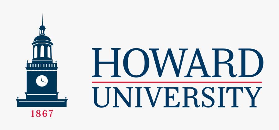 Clip Art Logos - Howard University School Logo, Transparent Clipart