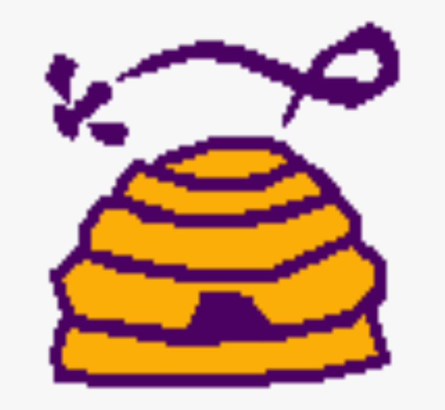 Beehive Svg Clip Arts - Honey Bee Drawhng, Transparent Clipart