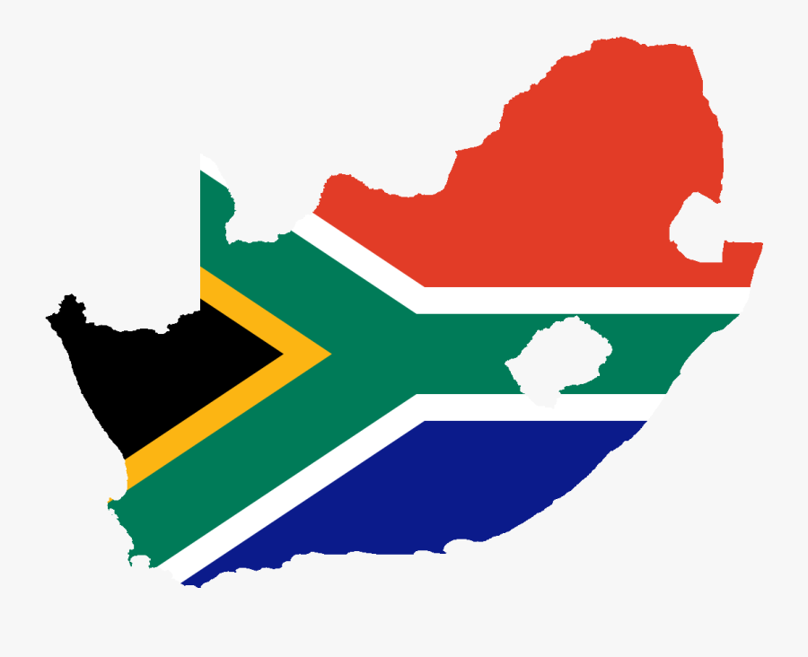 James Myburgh I Have - South Africa Flag Country, Transparent Clipart